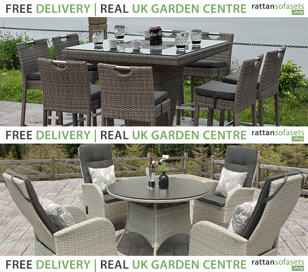 Contemporary Rattan Furniture